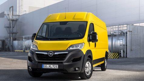 Opel Movano: generație nouă și versiune electrică pentru utilitara germană