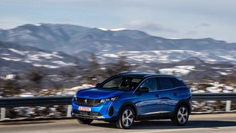 Test drive Peugeot 3008 GT facelift 1.5 BlueHDI – Un facelift corect