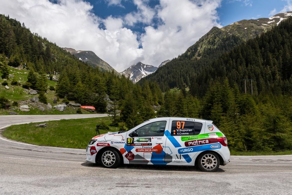 Cupa Dacia - Raliul Argeșului 2021: Victor Supuran/ Vlad Cosma