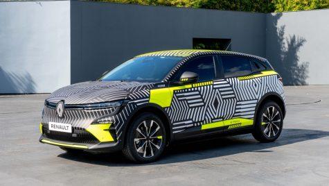Renault Megane E-Tech Electric: 217 CP și 450 km autonomie