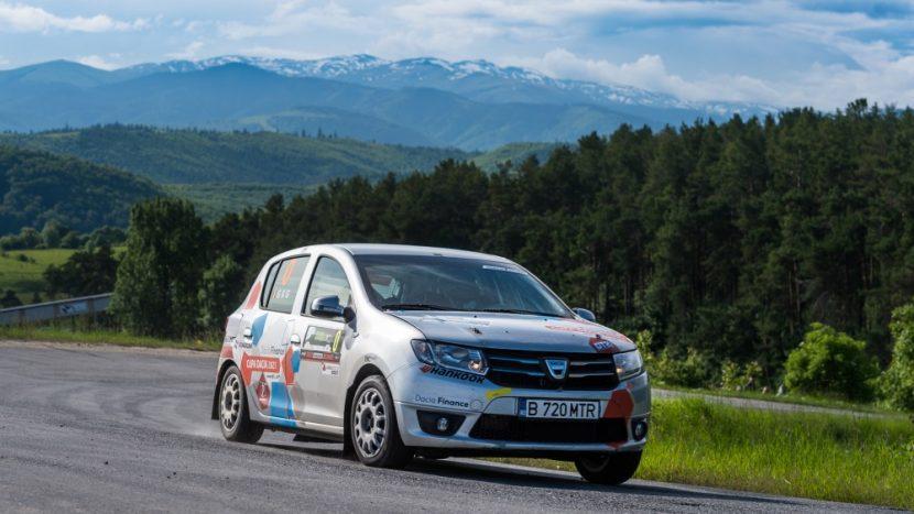 Cupa Dacia - Raliul Argeșului 2021