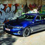 Test drive BMW 530e xDrive