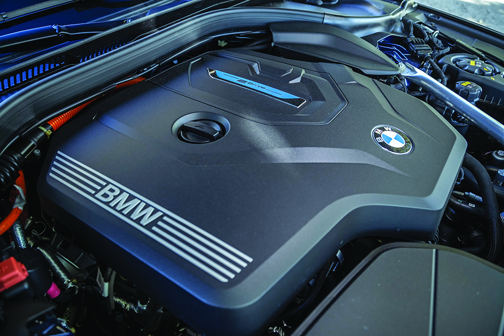 BMW Seria 5 PHEV autoexpert.ro
