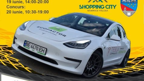 Cupa Shopping City Râmnicu Vâlcea 2021- Program