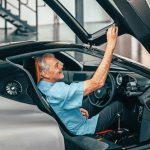 Interviu cu Gordon Murray despre supercarul T.50