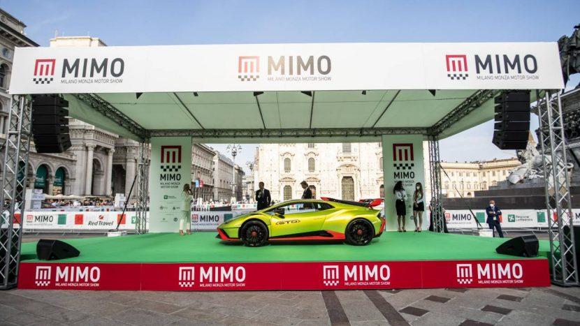 Lamborghini at MiMo 2021 (2)