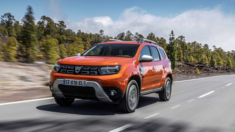 Aceasta este noua Dacia Duster, model 2022