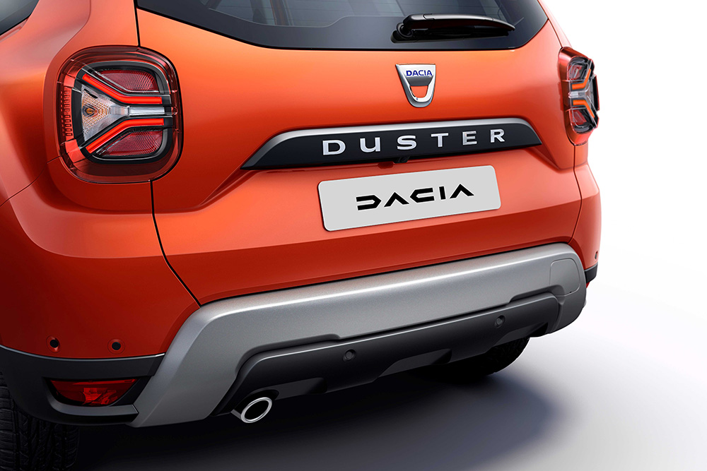 Noua Dacia Duster, model 2022 autoexpert.ro
