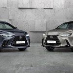 Acesta este noul Lexus NX model 2022!