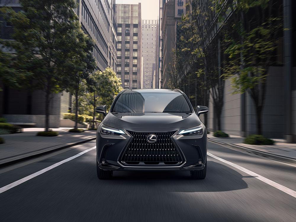 Noul Lexus NX 2022 autoexpert.ro
