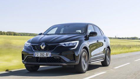 Test drive Renault Arkana E-Tech Hybrid