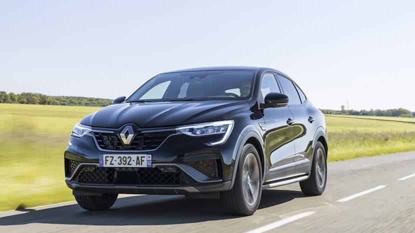 Renault Arkana E-Tech Hybrid autoexpert.ro