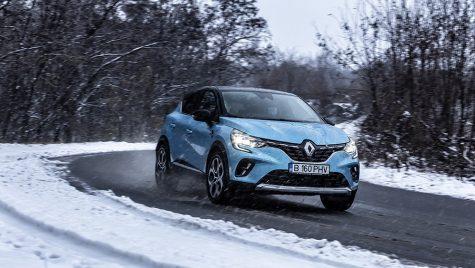 Test Renault Captur E-Tech Plug-in Hybrid