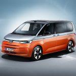 Acesta este VW Multivan T7 model 2022!