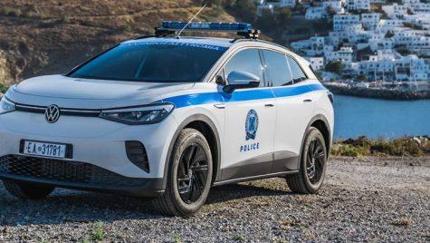 Astipalea, insula grecească folosită de Volkswagen ca teren de încercare pentru mobilitatea electrică