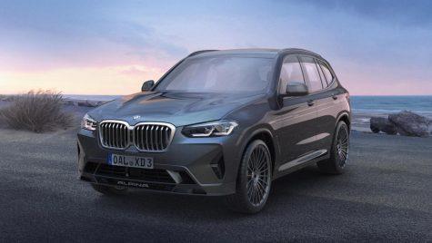 Alpina XD3: noul X3 facelift în versiunea celui mai celebru tuner BMW