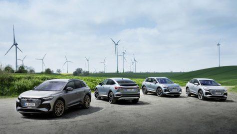 Oficial: Audi renunță la motorizările termice până în 2033