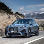 BMW iX: date tehnice complete pentru noul SUV electric