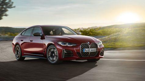 BMW Seria 4 Gran Coupe: prezentat în avanpremieră în cadrul unui eveniment de gaming
