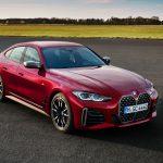 Noul BMW Seria 4 Gran Coupe: modelul cu patru portiere primește grila supradimensionată
