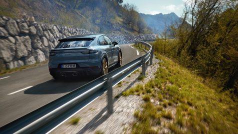 Porsche Cayenne Turbo GT: versiune nouă cu 640 CP pentru SUV-ul german