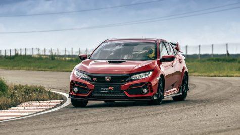 Honda Civic Type R Ultimate Edition a stabilit un timp de referință pe circuitul MotorPark