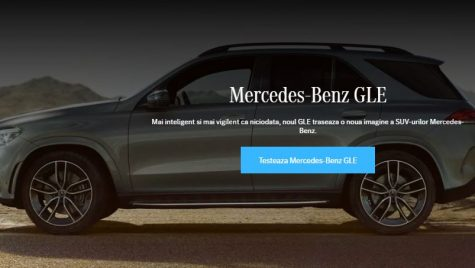 Este Mercedes-Benz GLE 350 d 4M SUV-ul pe care ți-l dorești?