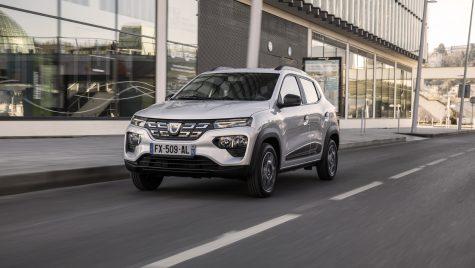 15.000 de comenzi pentru Dacia Spring în Europa