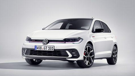 Volkswagen Polo GTi facelift: 207 CP pentru hot hatch-ul german