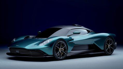 Aston Martin Valhalla: supercar hybrid cu 950 CP