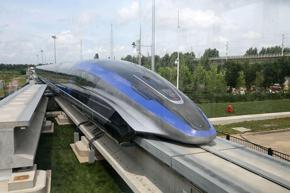 Cel mai rapid tren din lume maglev autoexpert.ro