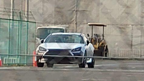 Lexus UC va fi o Toyota GR 86 premium