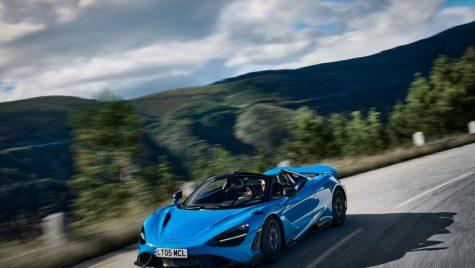 McLaren 765LT Spider: cel rapid model decapotabil produs de britanici