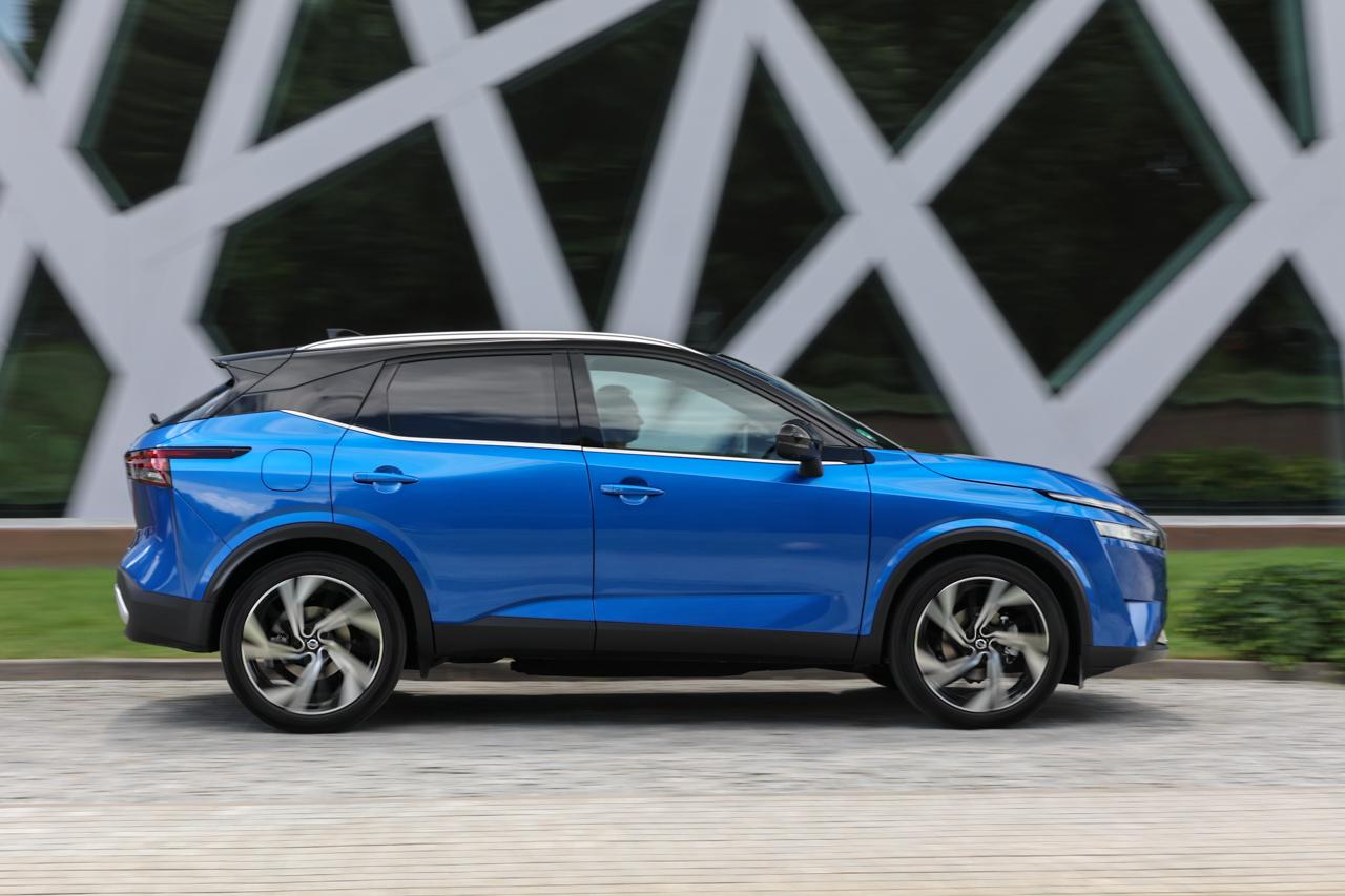 Noul Nissan Qashqai model 2022 autoexpert.ro