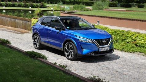 Test drive noul Nissan Qashqai model 2022