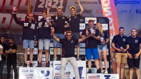 Victor Supuran câștigă etapa a V-a  a Cupei DACIA
