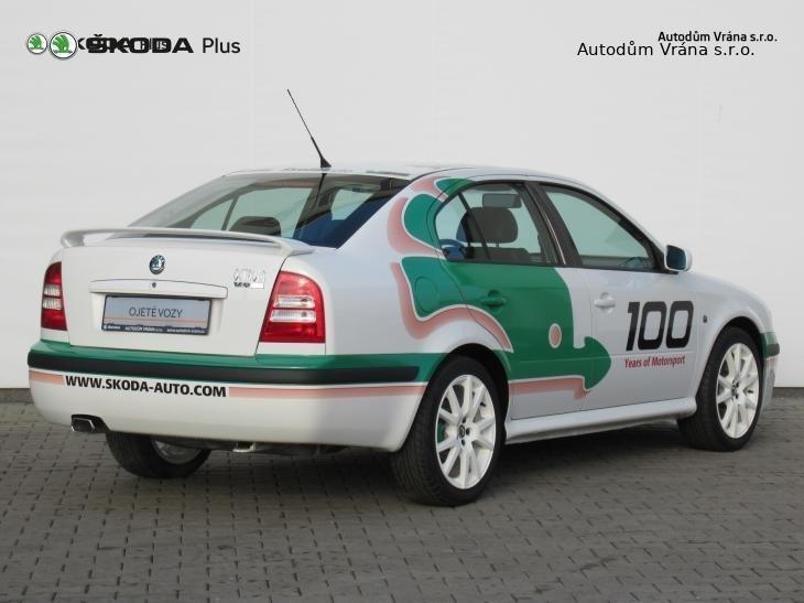 Skoda Octavia RS WRC Limited Edition autoexpert.ro