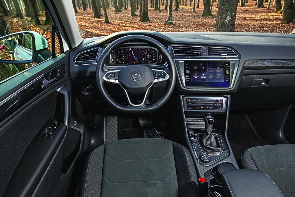 Test drive Volkswagen Tiguan autoexpert.ro