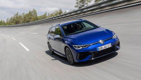 Volkswagen Golf R Variant: informații și fotografii oficiale