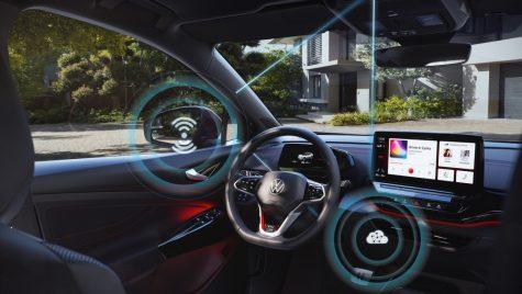Volkswagen începe actualizările over-the air pentru modelele electrice ID