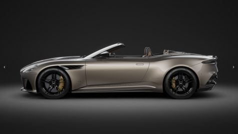 Aston Martin aduce o serie de modificări în gama de modele