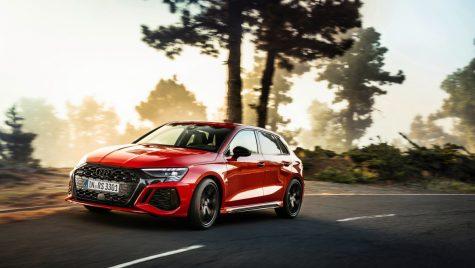Audi RS3: 400 CP pentru noua generație a compactei sportive