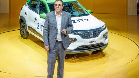 Șeful Dacia & Lada: Sistemele hibride de propulsie vor fi prezente pe mașinile noastre atunci când piața o va cere