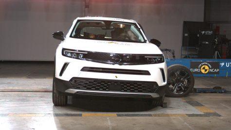 EuroNCAP: patru stele pentru Opel Mokka și Renault Kangoo
