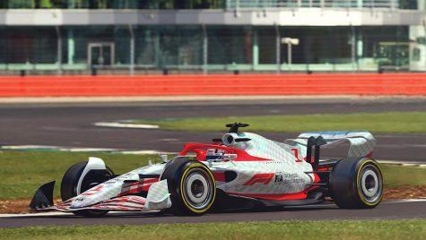 Așa vor arăta monoposturile de Formula 1 din 2022