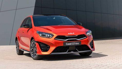 Kia Ceed facelift: update optic pentru hatchbackul compact din Coreea