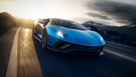 Lamborghini Aventador LP 780-4 Ultimae: ediție finală limitată pentru supercarul italian