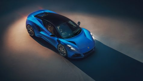 Noul Lotus Emira: informații și fotografii oficiale