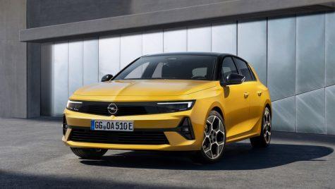 Noul Opel Astra: noua generație a hatchback-ului german se prezintă