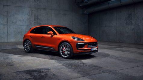 Porsche Macan facelift: imagini și informații oficiale